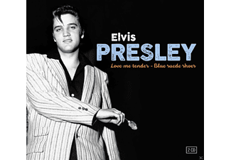 Elvis Presley - Love Me Tender - (CD)