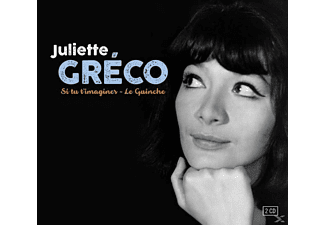 Greco Juliette - Si Tu T'imagines - (CD)