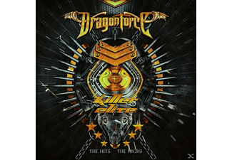 Dragonforce - Killer Elite - (CD + DVD Video)