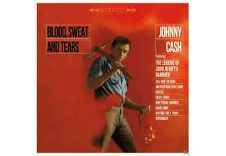 Johnny Cash - Blood,Sweat And Tears+3 Bonus Tracks (Ltd.180g - (Vinyl)