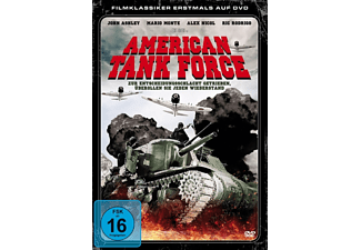 American Tank Force - (DVD)