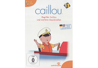 Caillou - Vol. 11 - (DVD)