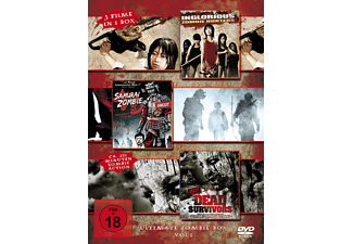 Ultimate Zombie Box Vol. 1 - (DVD)