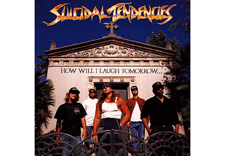 Suicidal Tendencies - How Will I Laugh Tomorrow When I Can't Even Smile Today (CD)