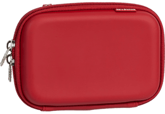 RIVACASE 9101 (PU) HDD Case Red