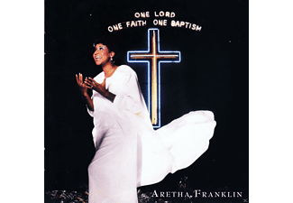 Aretha Franklin, VARIOUS - One Lord,One Faith,One Baptism [CD]