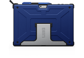 URBAN ARMOR GEAR Composite, Backcover, Surface Pro 4, Blau/Schwarz