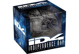 Independence Day (Alien Attacker) - (Blu-ray)