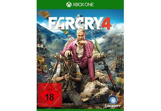 Far Cry 4 (Software Pyramide) - Xbox One