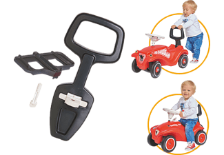 BIG 800056445 Bobby Car Walker, Schwarz