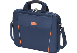 DICOTA D30995 Slim Case Base 12-13.3 Lacivert/Turuncu Notebook Çantası