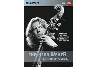 Pat Metheny, Gary Burton, Jan Garbarek, The Swr Big Band - Eberhard Weber: The Jubilee Concert [DVD]