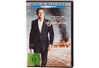 James Bond 007: Ein Quantum Trost - (Blu-ray + DVD)