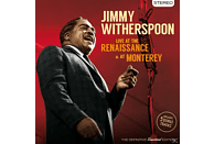 Jimmy Witherspoon - Live At The Renaissance & At The Monterey+5 Bonu [CD]