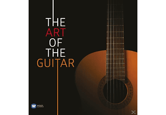 VARIOUS - The Art Of The Guitar [CD]