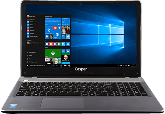 CASPER CN.M3A-3050A 15.6 inç intel Celeron N3050 1.6 GHz 4 GB 500 GB Windows 10 Notebook