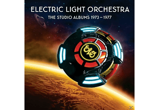 Electric Light Orchestra - The Studio Albums 1973-1977 [CD]