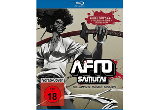 Afro Samurai - The Complete Murder Sessions - (Blu-ray)