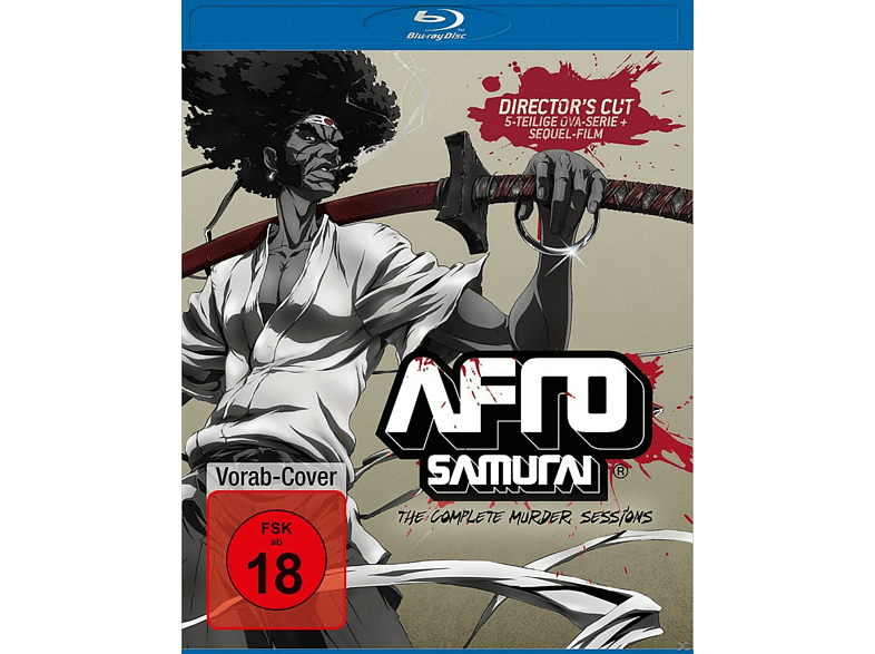 Afro Samurai - The Complete Murder Sessions [Blu-ray]