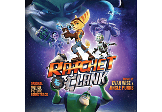 Evan Wise & Jingle Punks - Ratchet And Clank - (CD)