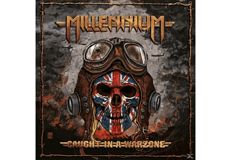 Millenium - Caught In A Warzone - (CD)