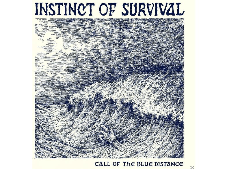 Instinct Of Survival - Call Of The Blue Distance [Vinyl]