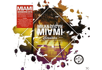 VARIOUS - Miami Session 2016 - (CD)