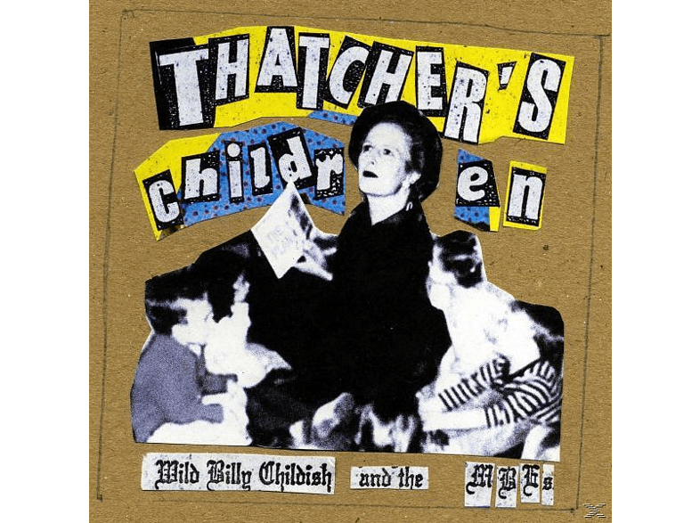 The Musicians Of The British Empire - Thatcher's Children [Vinyl]
