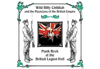 The Musicians Of The British Empire - Punk Rock At The British Legion Hall - (CD)