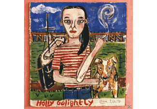 Holly Golightly - Painted On - (Vinyl)