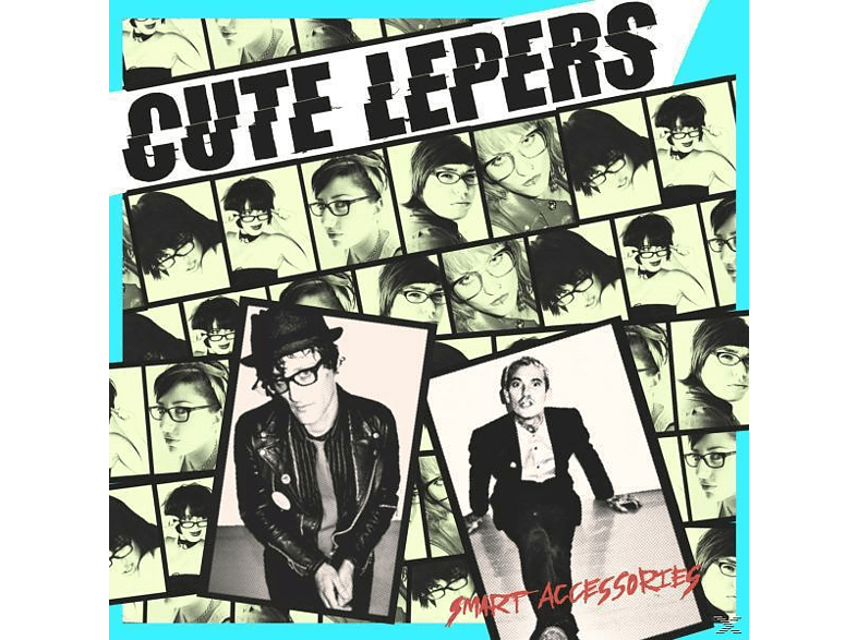 The Cute Lepers - Smart Accessoires [Vinyl]