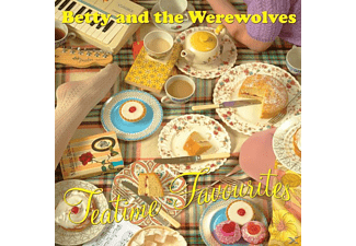 Betty & The Werewolves - Tea Time Favourites - (Vinyl)