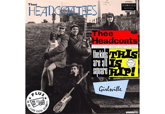 Thee Headcoatees - The Kids Are All Square - (CD)