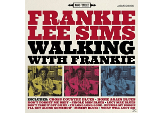 Frankie Lee Sims - Walking With Frankie [CD]