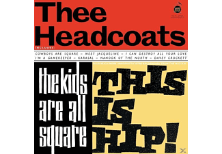 Thee Headcoats - The Kids Are All Square-This Is Hip - (Vinyl)