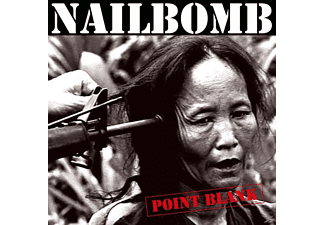 Nailbomb - Point Blank - (Vinyl)