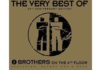 2 Brothers On The 4th Floor - The Very Best Of 2 Brothers Of The 4th Floor | CD
