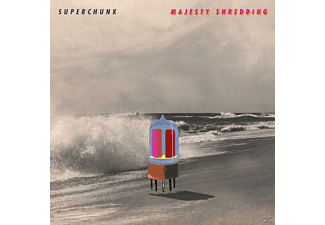 Superchunk - Majesty Shredding - (CD)
