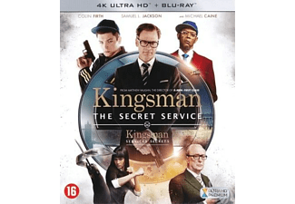 Kingsman - The Secret Service | 4K Ultra HD Blu-ray
