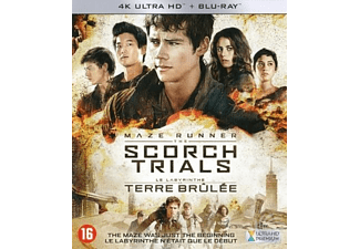 Maze Runner - Scorch Trials | 4K Ultra HD Blu-ray