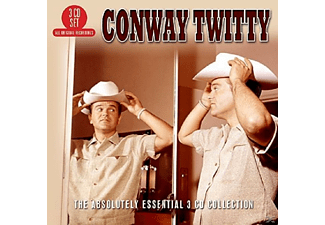 Conway Twitty - Absolutely Essential - (CD)