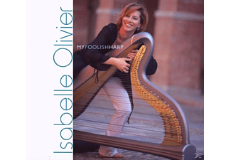 Isabelle Olivier - My Foolish Harp - (CD)