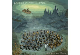 American Music Club - Love Songs For Patriots - (CD)