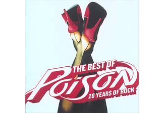Poison - The Best of Poison - 20 Years of Rock (CD)