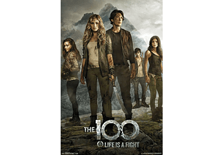 The 100 Poster Life Is A Fight