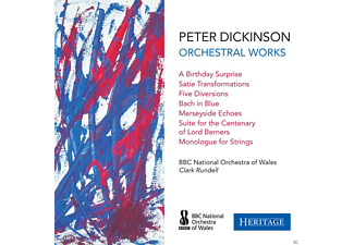 Bbc National Orchestra Of Wales - Orchesterwerke - (CD)