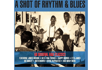 VARIOUS - A Shot Of Rhythm & Blues [CD]