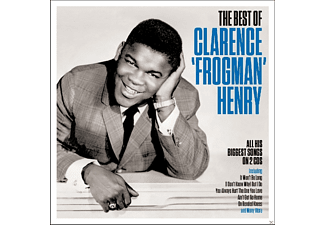 "Clarence ""Frogman"" Henra - Best Of - (CD)"