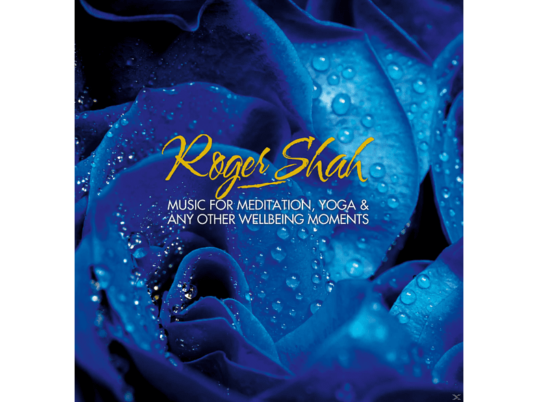 Roger Shah - Music For Meditation, Yoga & Wellbeing Moments [CD]