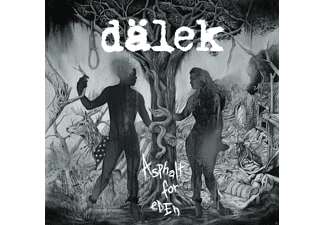 Dälek - Asphalt For Eden - (CD)